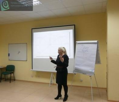 Фото с мастер-класса А. Русецкой «Предназначение и Призвание».