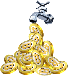 Денежный кран из практикума Деньги. Цели. Спираль Реализации