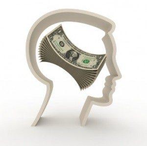 деньги в голове